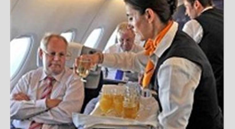 THY'den 'içki yasağı' açıklaması