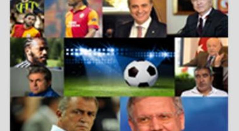 Futbolda en çok güvenilen isimler belli oldu