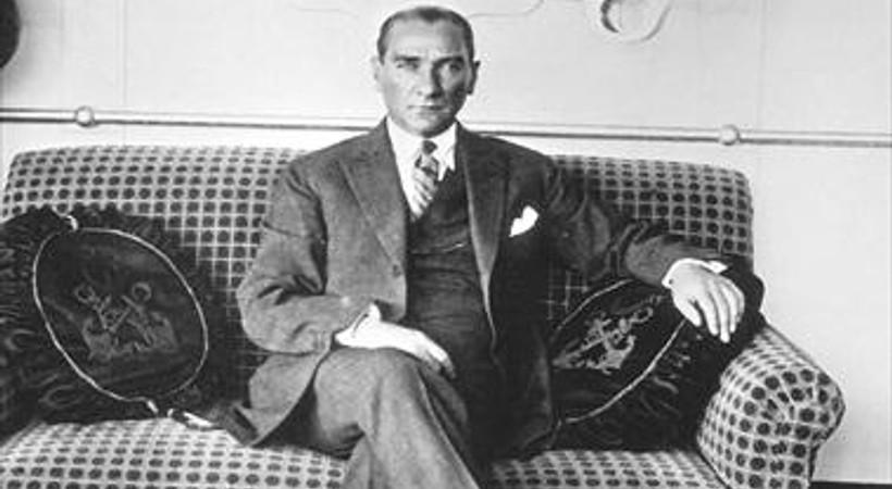 Time ilk sıraya Atatürk'ü koydu
