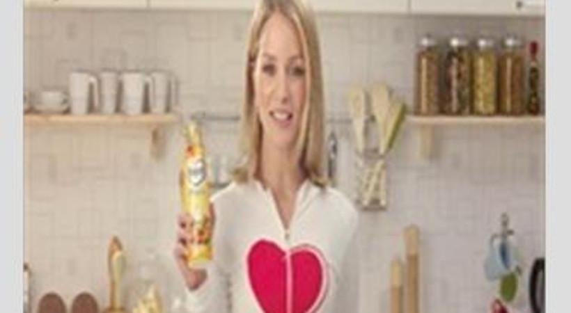 Becel'in Bade İşçil'li yeni reklamları yayınlandı