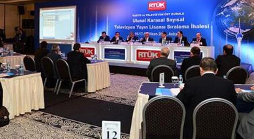 RTÜK'ün Marmara Bölgesi Karasal Yayın İhalesi'nde kazananlar belli oldu!