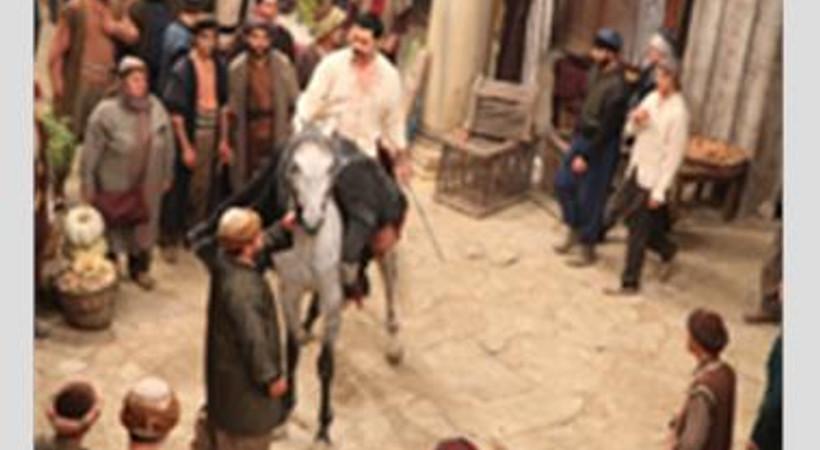 Samanyolu TV dizisinde 'isyan sancağı' açılıyor