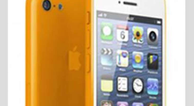 Plastik iPhone'lar rengarenk olacak