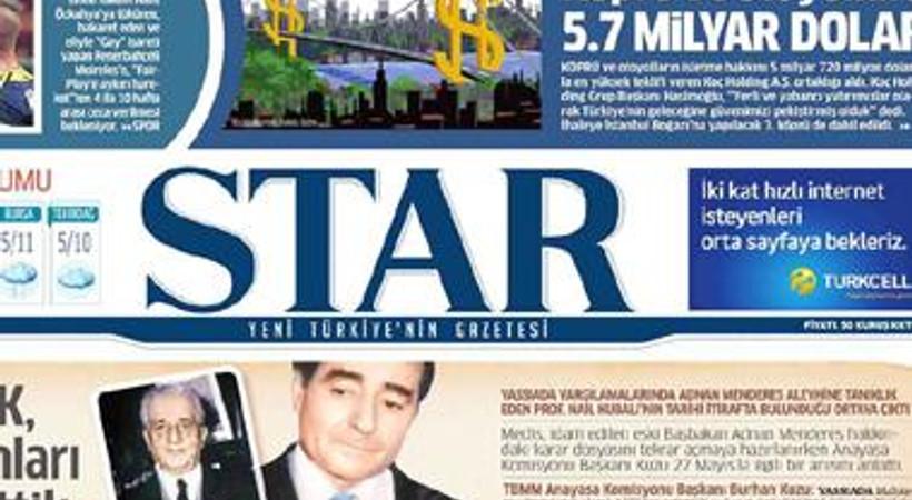 Star Medya'nın satışına Rekabet Kurulu'ndan onay!