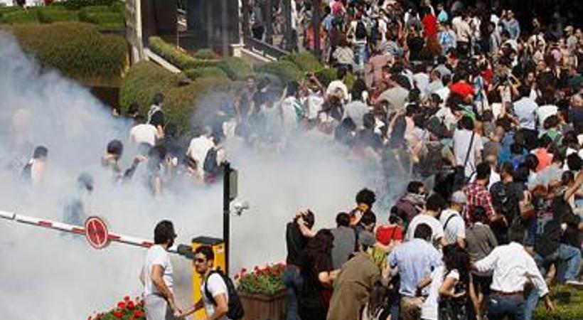 Taksim Gezi Parkı eylemlerinde hangi ünlü isimler ortadan kayboldu?