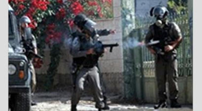 AA kameramanı Nablus'ta yaralandı