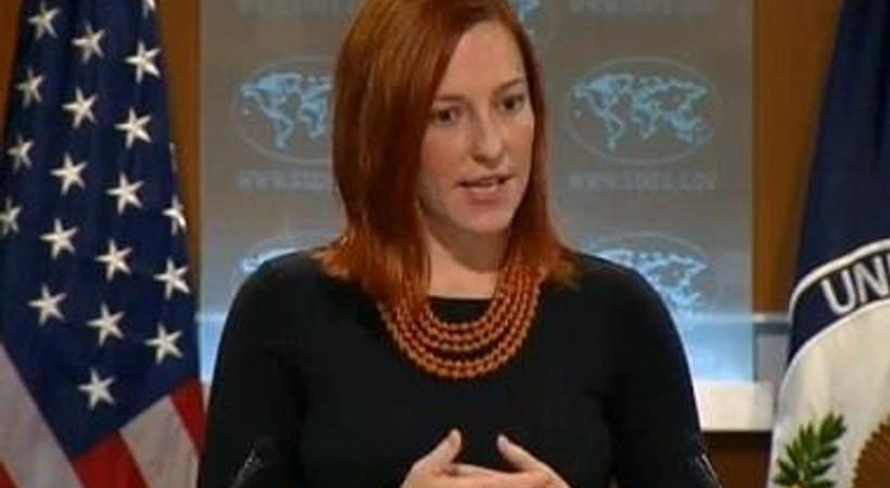 ABD'den Türkiye'ye medya tepkisi: Rahatsızız!