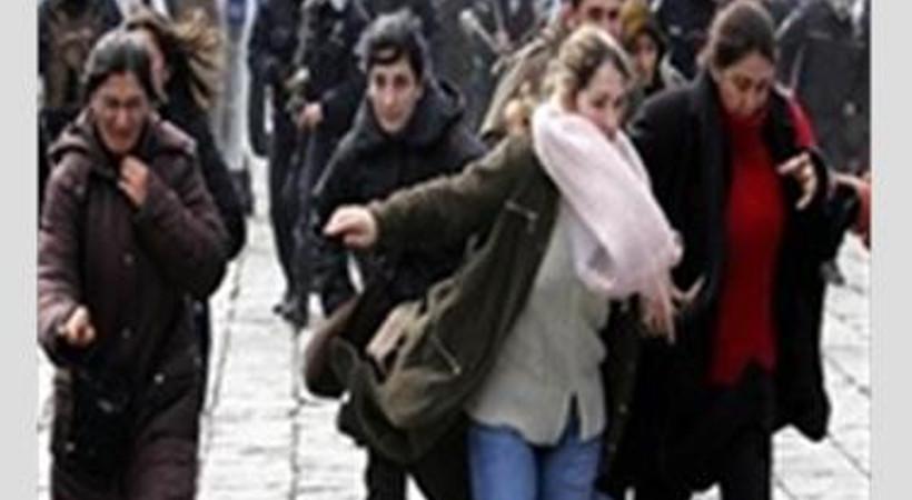 AİHM'den, 8 Mart dayağına 20 bin Euro ceza