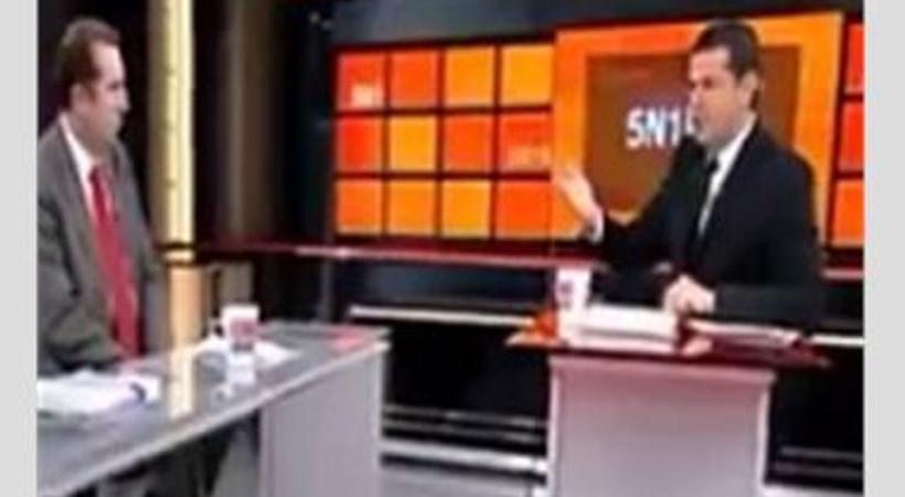 AK Parti'nin '3Y'sini unuttu, canlı yayında zor anlar yaşadı!