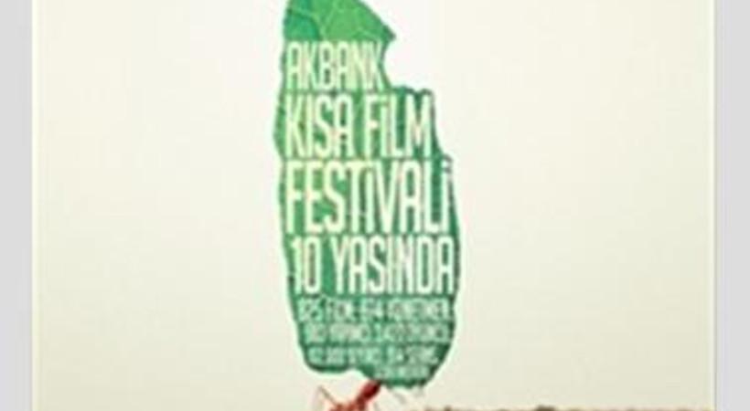 Akbank Kısa Film Festivali 10 yaşında