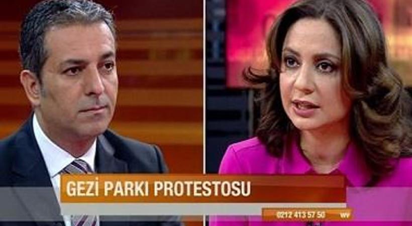 Akif Beki 'Karşı Gündem'den ayrıldı! Peki Beki'nin koltuğuna bugün hangi gazeteci oturdu?