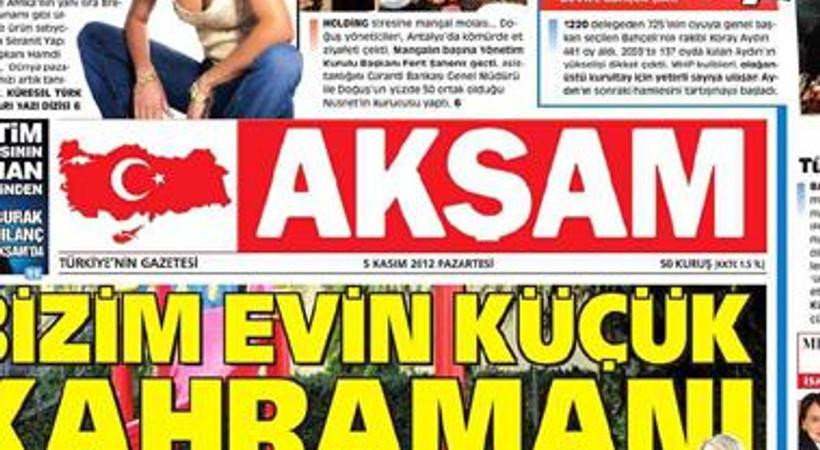 Akşam'ın işten çıkardığı gazeteci için Bülent Arınç'a can alıcı soru!