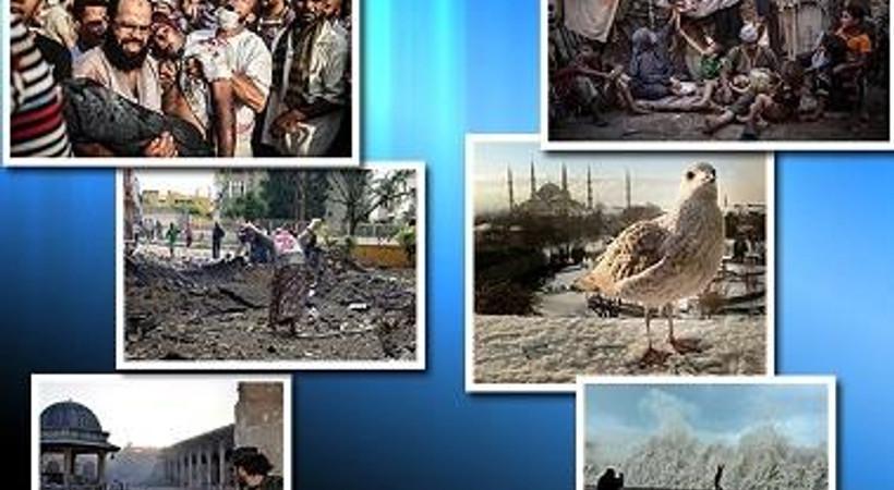 Anadolu Ajansı'nın objektifinden yılın fotoğrafları!