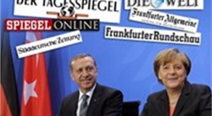 Başbakan Erdoğan'ın ziyareti Alman basınında!