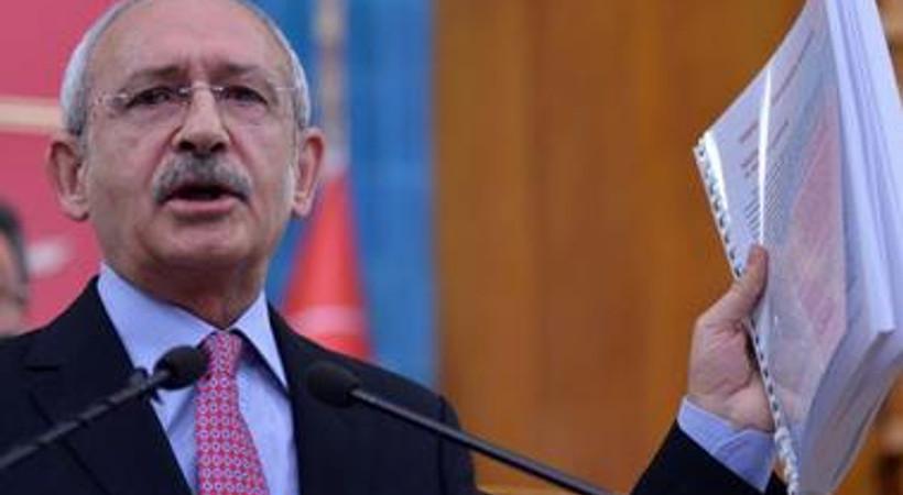 'Başçalan'ın hizmetindeler'! Kılıçdaroğlu gazete ve televizyonlara ateş püskürdü!