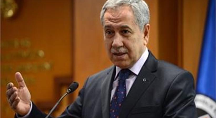 Bülent Arınç'dan TRT sorusuna cevap: '7 milyon 451 bin TL ödendi'