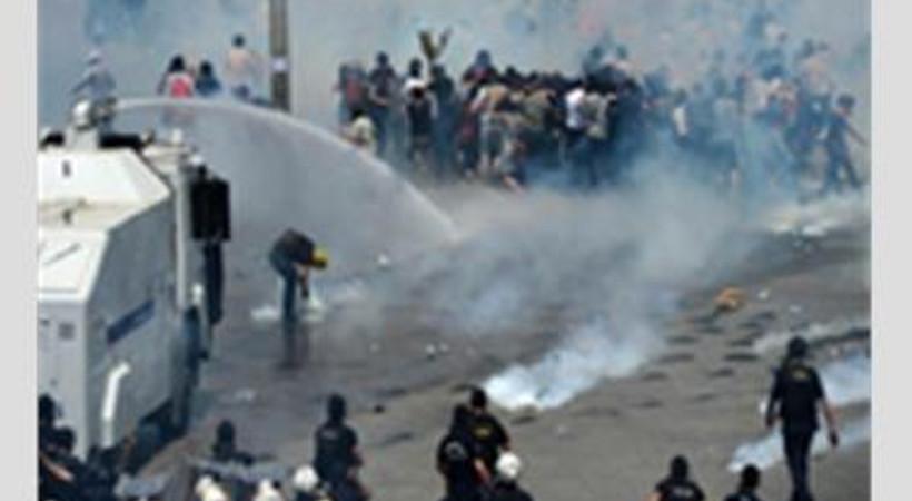 Polisin ''Gezi fezlekesi''ne ÇGD'den itiraz!