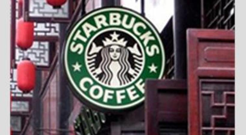 Çin medyası Starbucks'ı hedef aldı