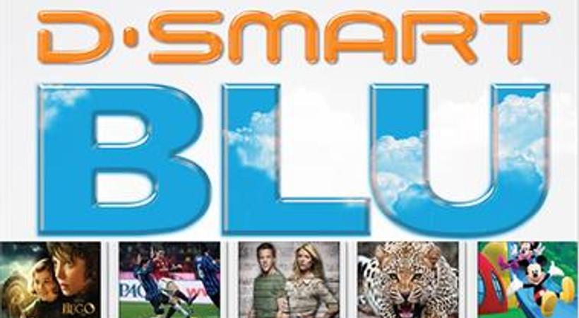 D Smart'tan Blue