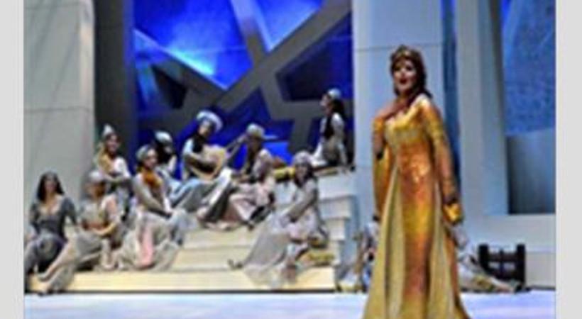 Devlet Opera ve Balesi'nde 'muhteşem' skandal