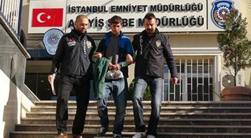 Dizi oyuncusu kapkaçtan gözaltına alındı!