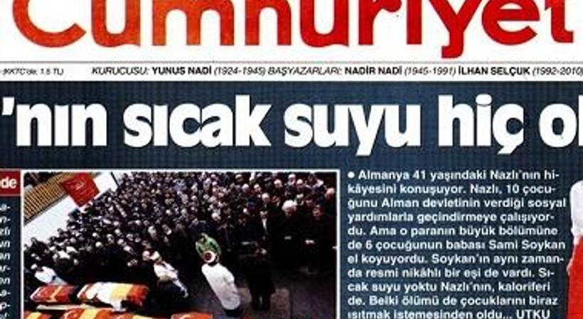 Ethem Sancak, Cumhuriyet'in yönetimine mi giriyor? Gazeteden açıklama!