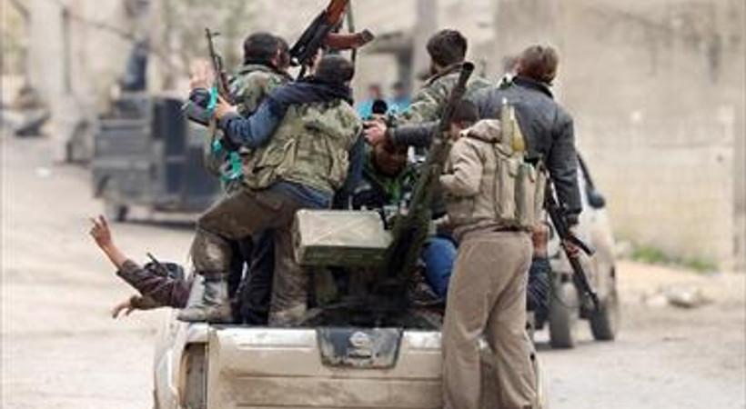 Filistin basınından büyük iddia! Türkiyeli subaylar ile Suriyeli isyancılar kimlerle gizli toplantı yaptı?