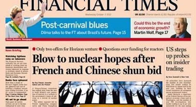Financial Times, Türkiye medyasındaki sansürü yorumladı