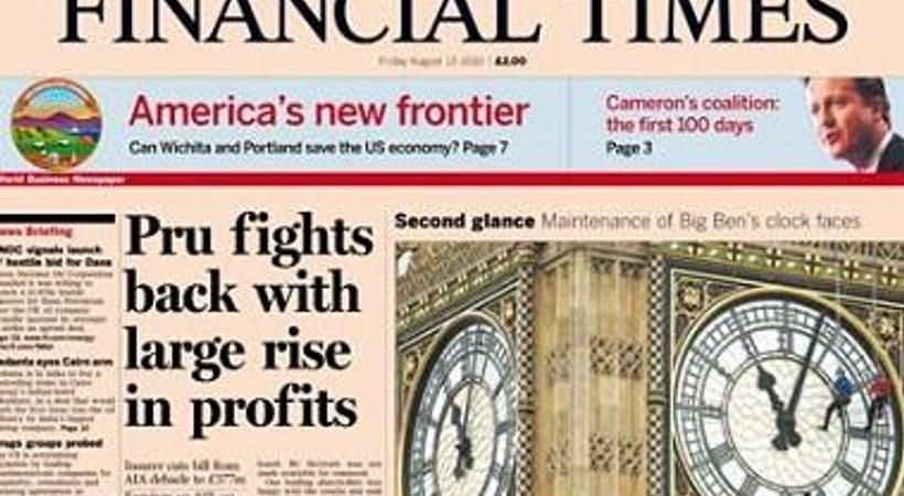 Financial Times, yolsuzluk skandalında inşaat ve siyaset ilişkisine dikkat çekti!