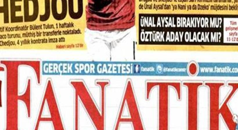 Galatasaray'da Terim dönemi bitti, Fanatik gazetesi çok ilginç bir manşetle çıktı: Eleman aranıyor