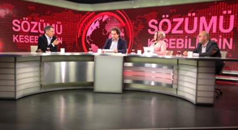 Gazeteci Mahmut Övür'den canlı yayında Mustafa Sarıgül bombaları!