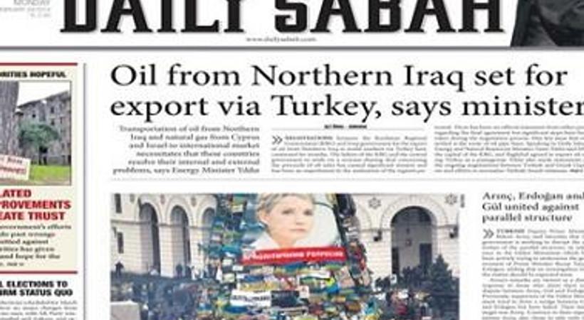 Gazeteciliğe Daily Sabah'la dönüyor!