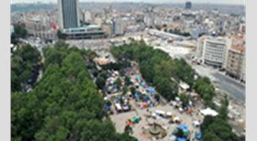 Gezi Parkı'yla ilgili flaş gelişme! İnşaat devam edebilir!