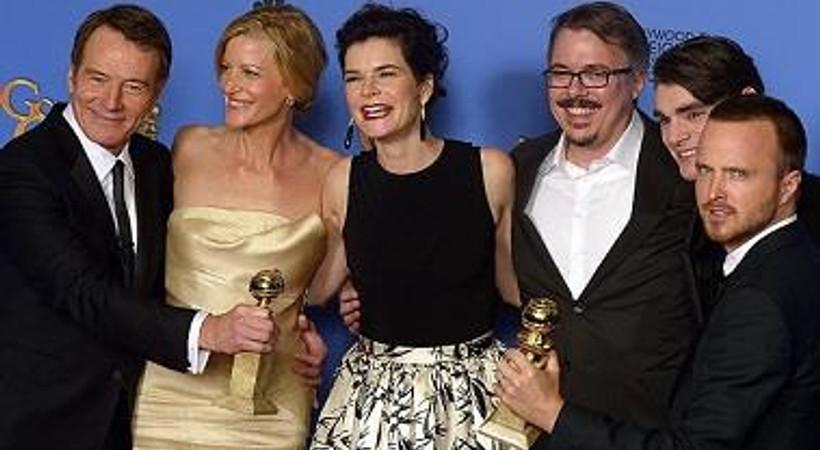 Televizyon ve sinema dünyasının en iyileri Golden Globe'da ödüllendirildi!