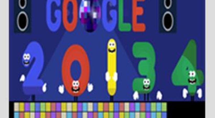 Google'dan yılbaşı sürprizi!