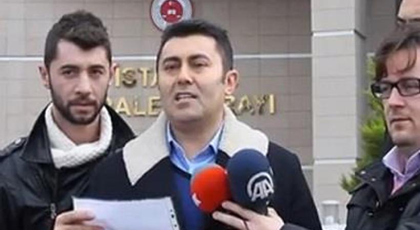 Gülen hakkında suç duyurusunda bulunan gazeteci ifade verdi!