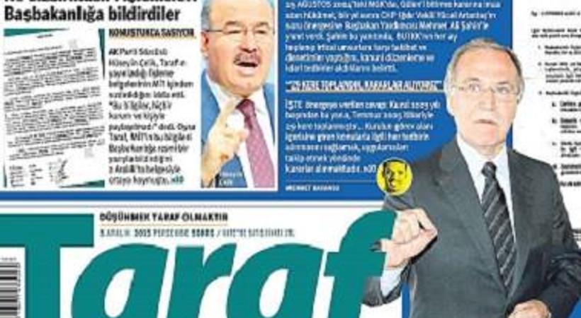 Hüseyin Çelik'in 'Belgeler MİT'den sızdırıldı' açıklaması manşetlere nasıl yansıdı?