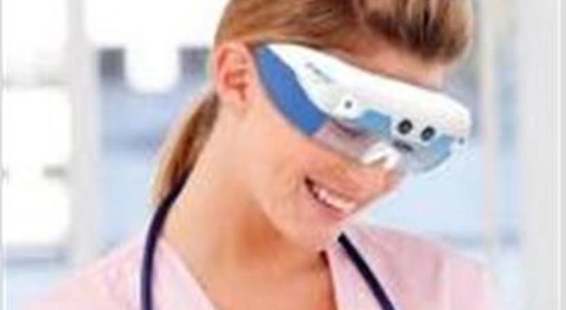 İçinizi gösteren gözlük üretildi!
