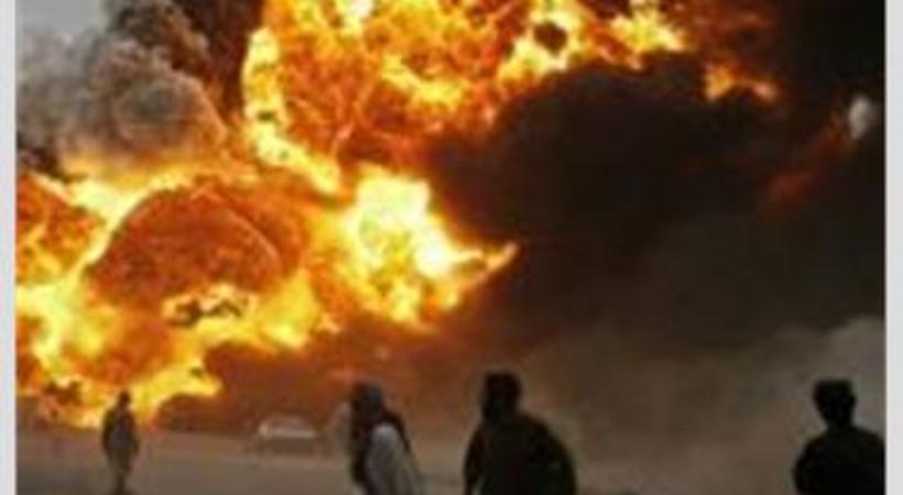 İki televizyon kanalına bombalı saldırı!