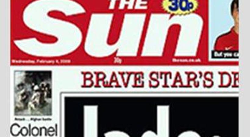 İngiliz gazetesinden kraliyet bebeğine özel logo