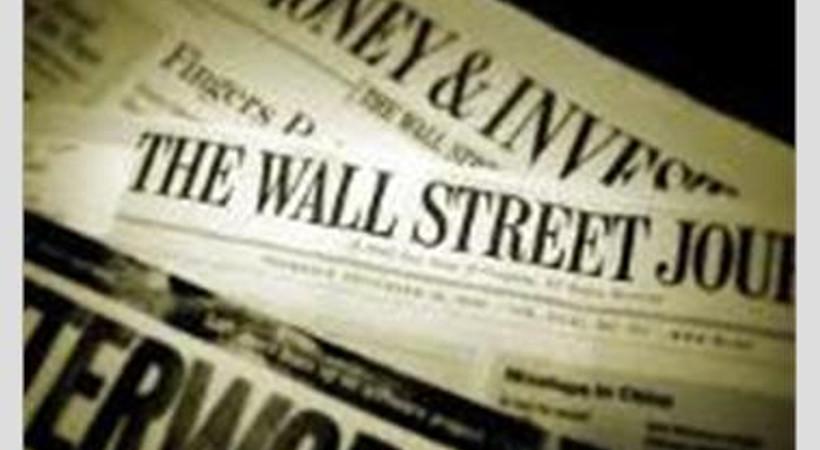İnternet düzenlemesi Wall Street Journal'da!