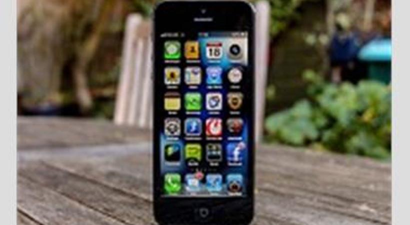 iPhone kullanmasına izin yok!