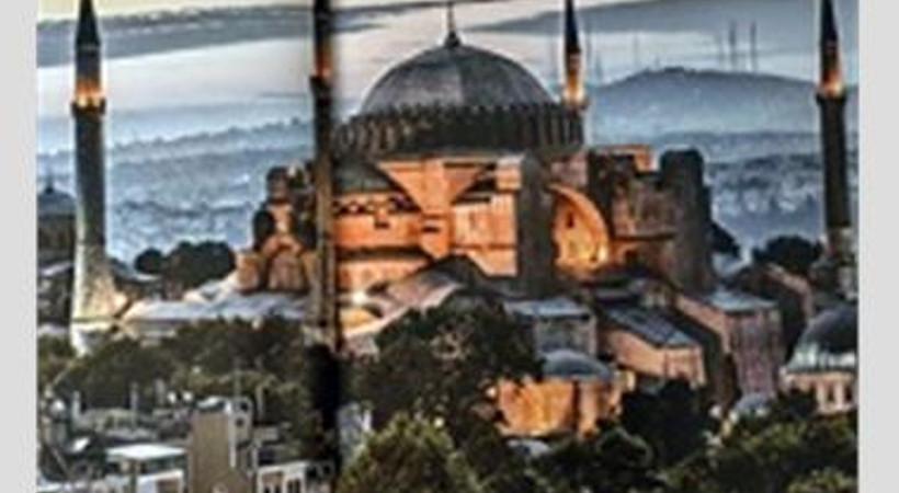 İstanbul'a 145 sayfa ayıran dergi yok sattı!