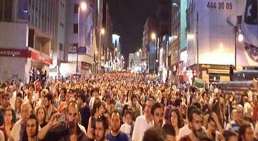 Kadıköy'de binler Ethem için yürüyor