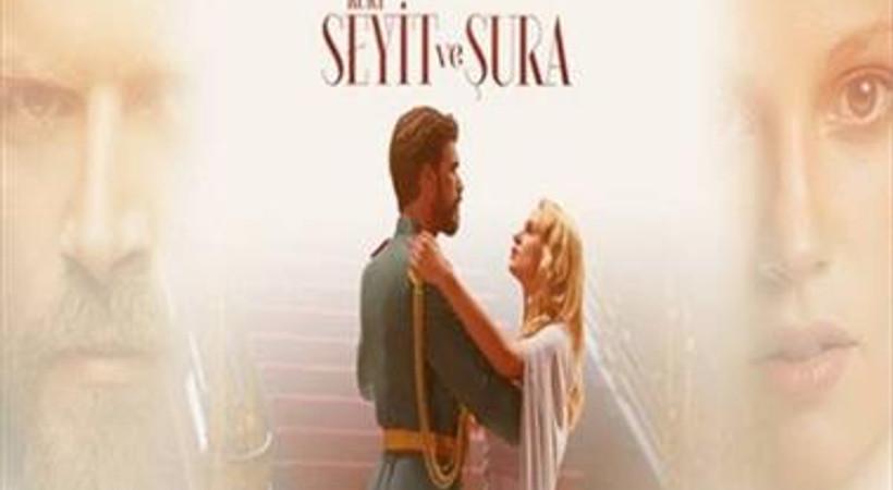Kıvanç Tatlıtuğ ve Farah Zeynep Abdullah'ın rol alacağı 'Kurt Seyit ve Şura'dan ilk fragman yayınlandı