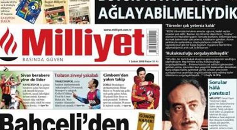 Milliyet'in icra kurulu üyesi ile yazarının 'mutfak kursu' konuşması Ergenekon dosyasına nasıl girdi?