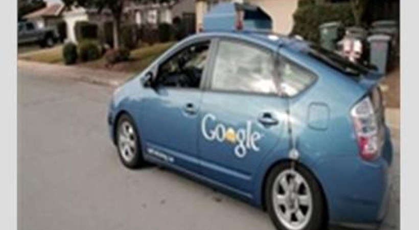 Mobille Google taksi!