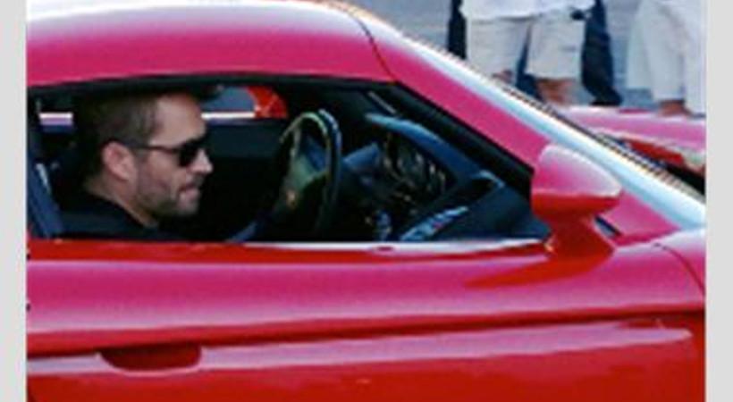 Paul Walker'ın kaza öncesi görüntüleri ortaya çıktı!