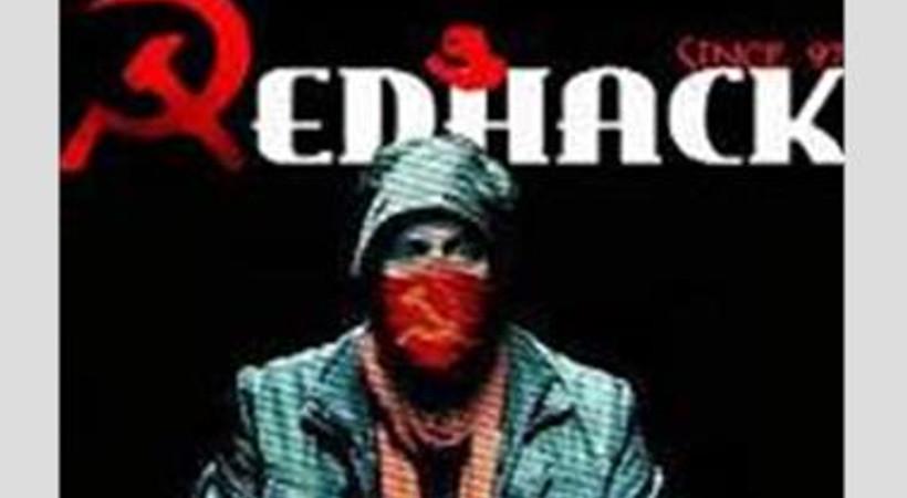 Redhack'e 'sanal terör örgütü' fezlekesi!