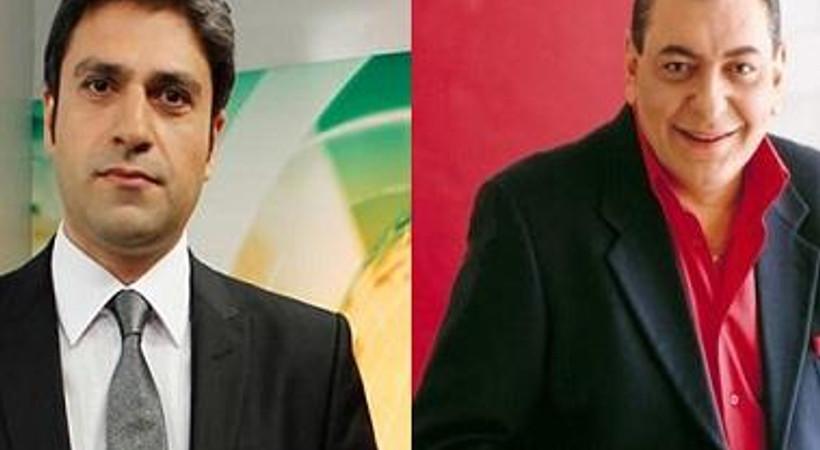 Reha Muhtar ve Show TV anchorman'i Erhan Çelik'in 'süt dökmüş kedi' polemiği bitmiyor!